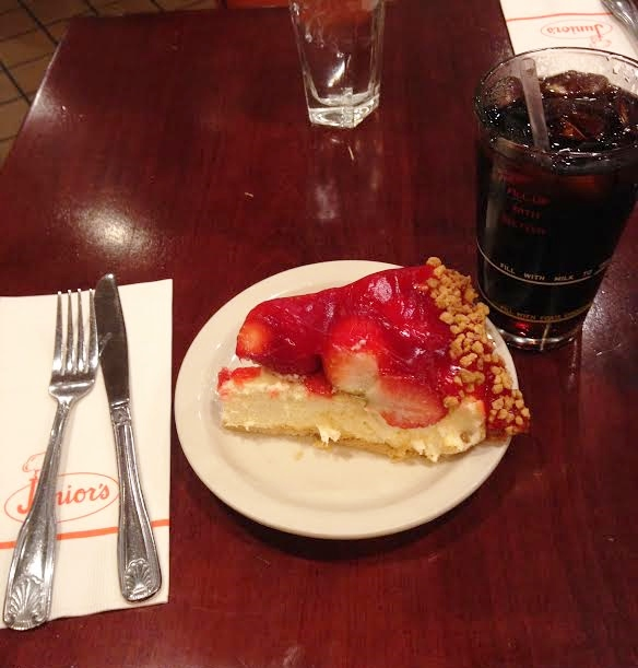 Juniors cheesecake New York