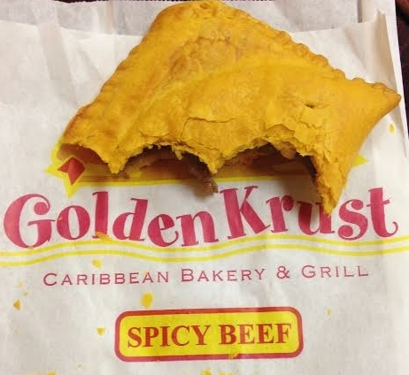 Golden Krust patties