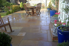 Autumn Green Sandstone After